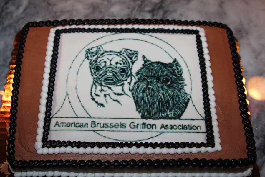 ABGA Birthday Cake